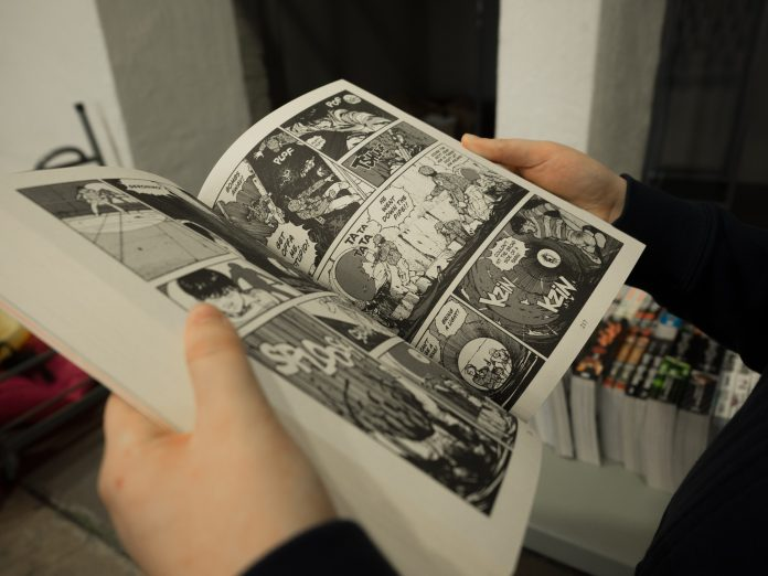 Page Turners: The Best Graphic Novels to Buy