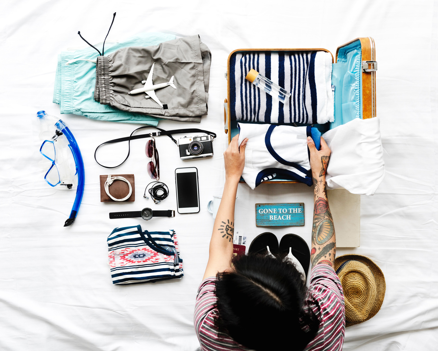 Here's How to Pack for Your Family Trip to Orlando