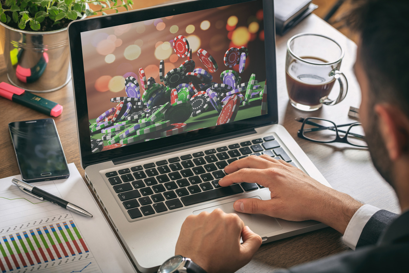 The Secret to Wining Big at Online Casinos